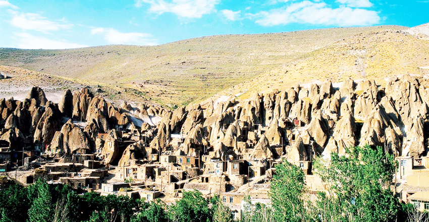 Photo of همه چیز درباره کندوان + معرفی اقامتگاه صخره ای کندوان
