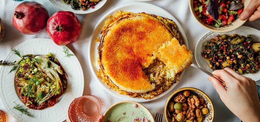 غذای محلی ایرانی