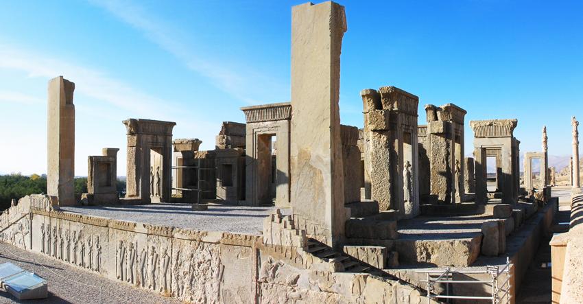 شهرهای باستانی ایران