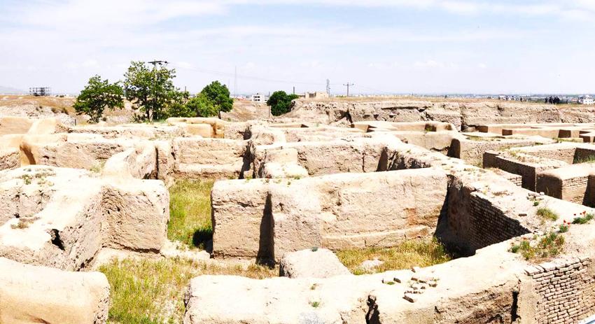 شهرهای باستانی ایران هگمتانه