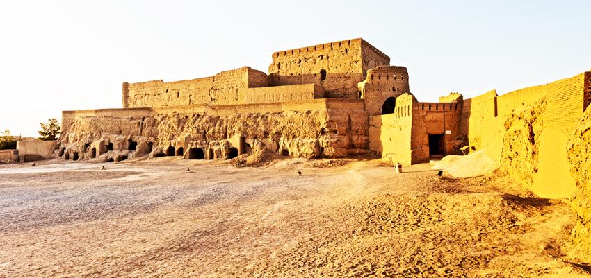 شهرهای باستانی ایران میبد