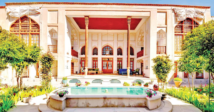 اقامتگاه بوم گردی اصفهان