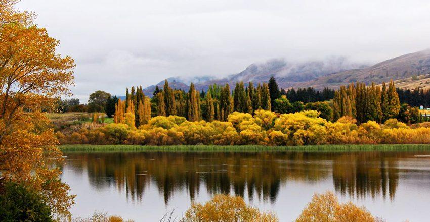 شهرهایی برای سفر در پاییز