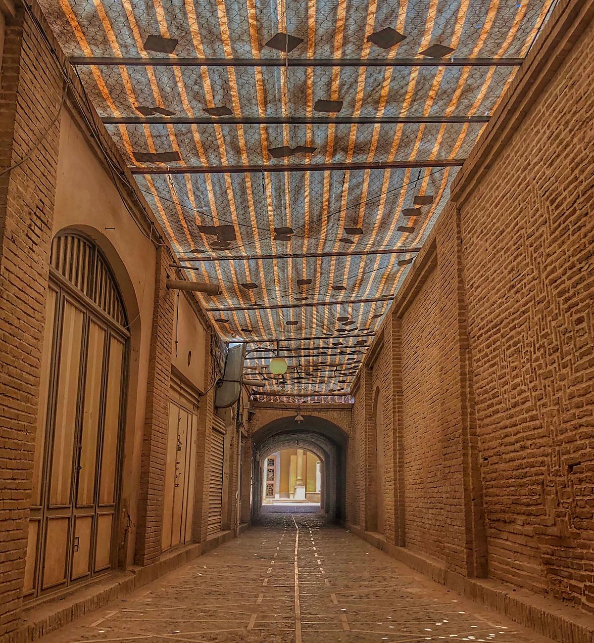 سفر پاییزی کرمان