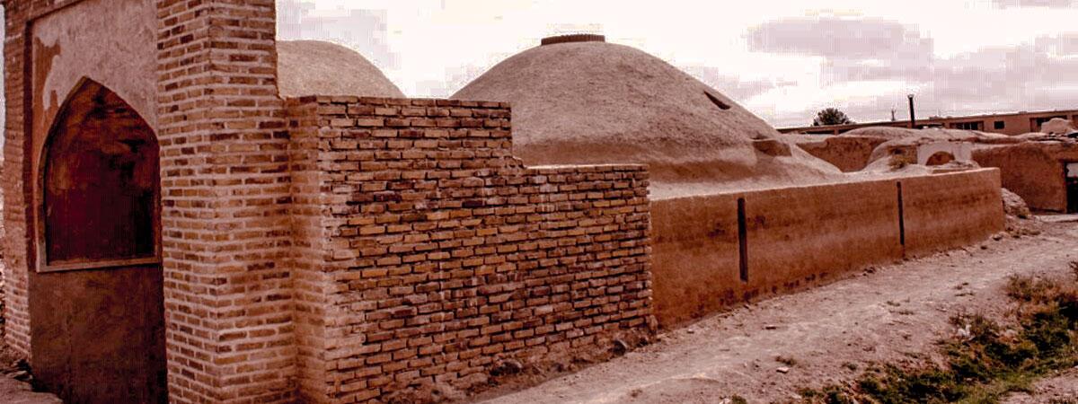 حمام تاریخی سردشت