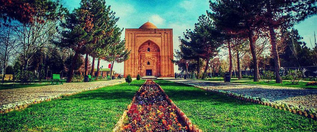مقبره هارون الرشید
