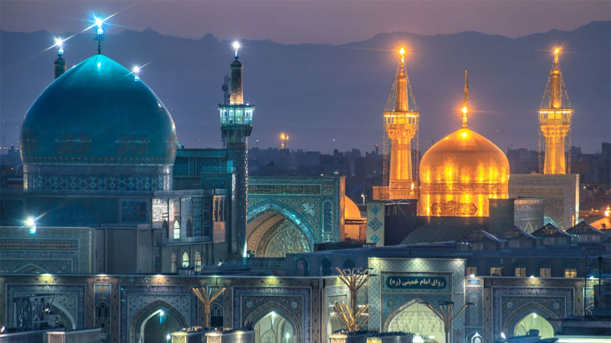 Photo of ۳۲ مورد از جاهای دیدنی مشهد که نباید از دست داد