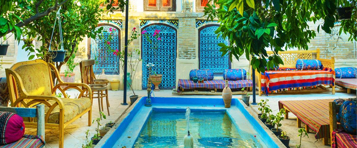 اقامتگاه بوم گردی شیراز ۱