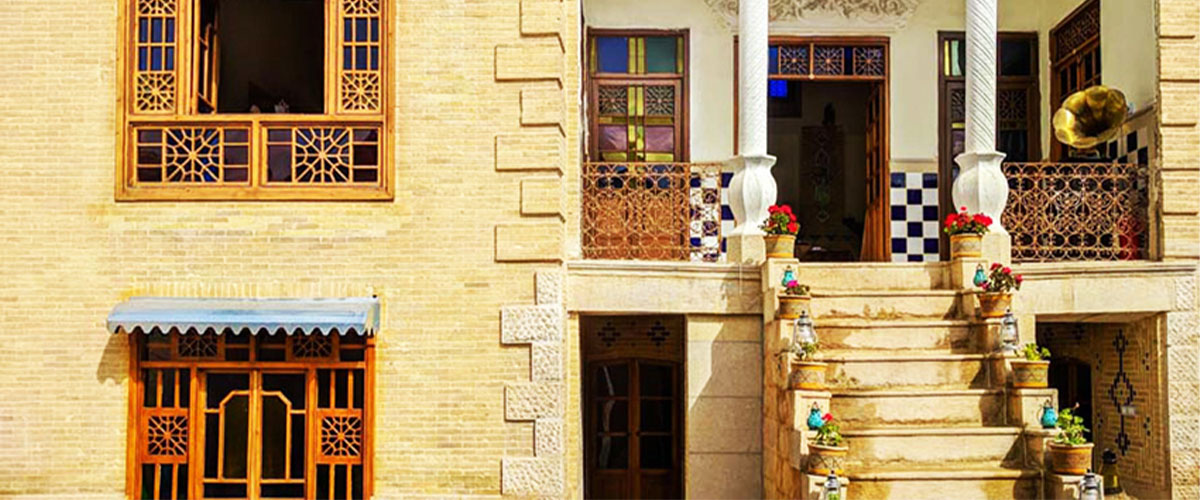 اقامتگاه بوم گردی شیراز ۲
