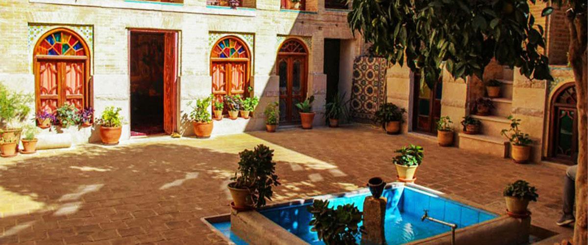 اقامتگاه بوم گردی شیراز ۴