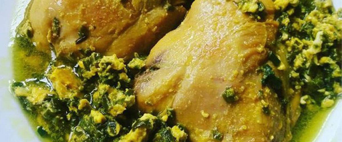 غذاهای سنتی سیر قلیه