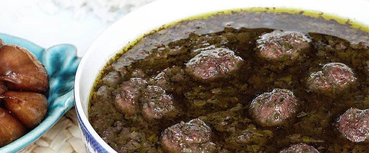 غذاهای سنتی اناربیج