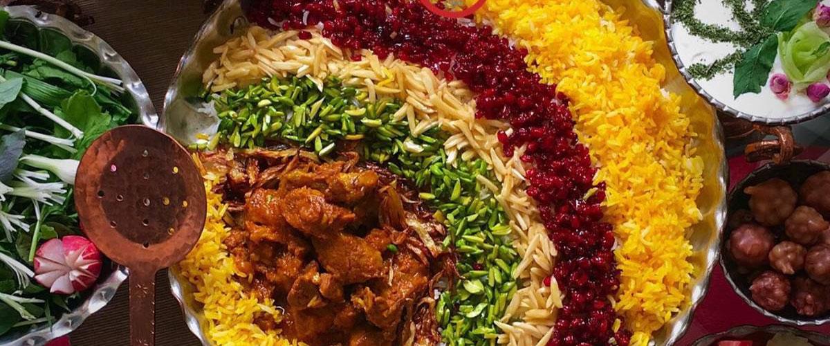 غذاهای سنتی قیمه نثار