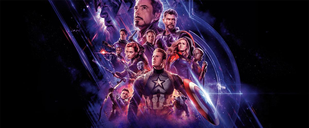 بهترین فیلم های 2019 انتقام جویان ۳