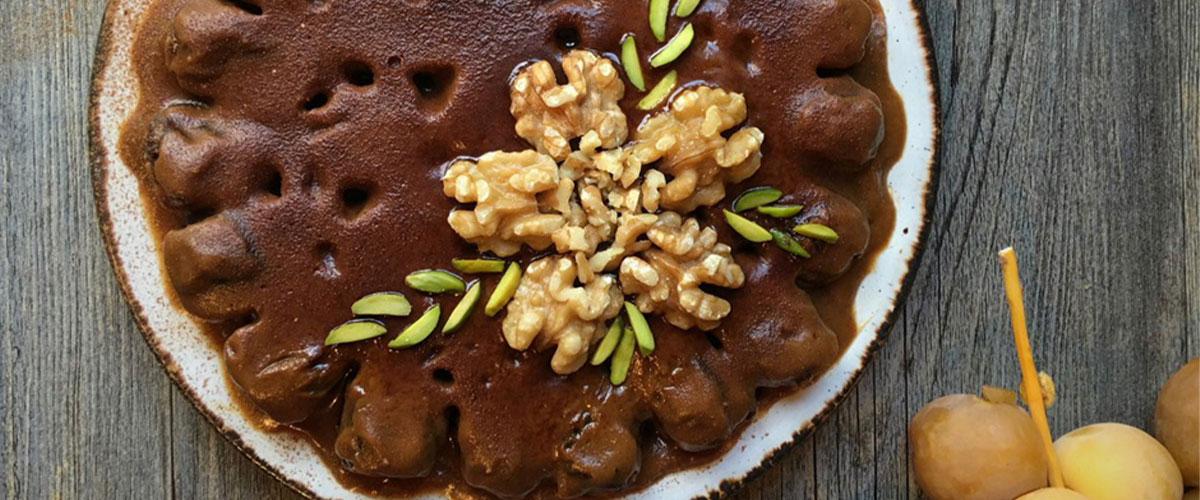 سوغات شیراز - فالوده