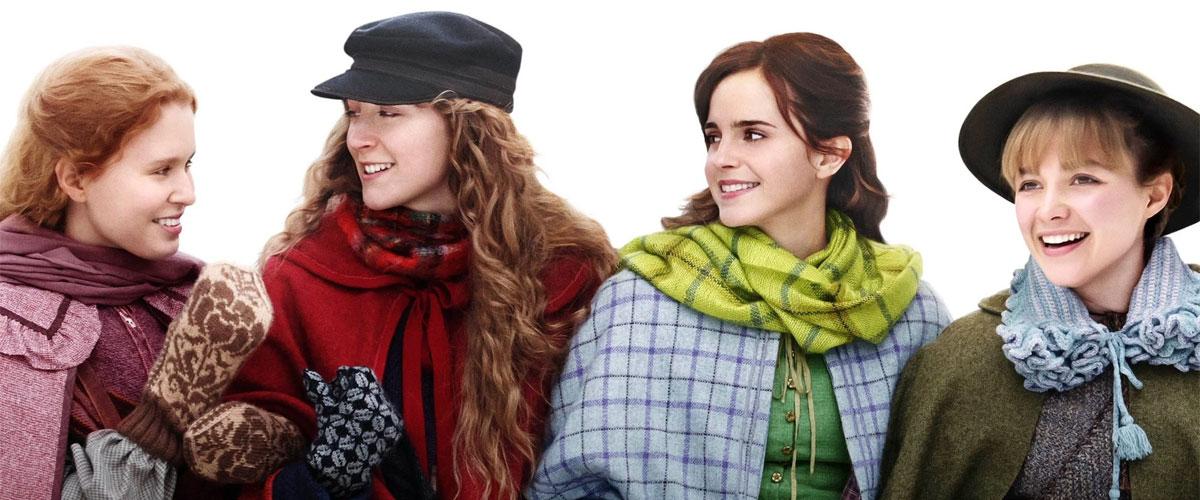 بهترین فیلم های 2019 زنان کوچک