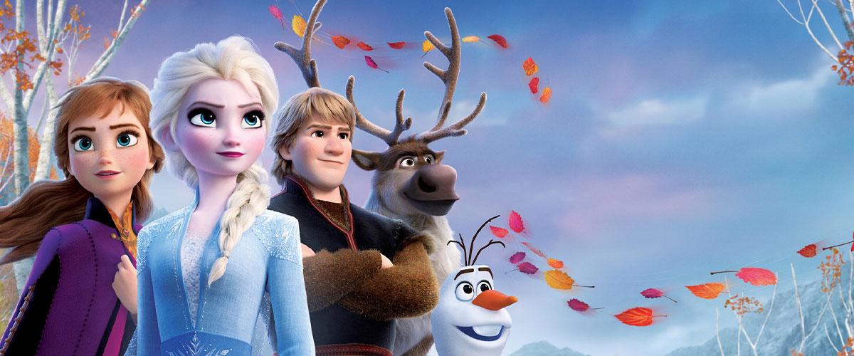 بهترین فیلم های 2019 یخ زده 2