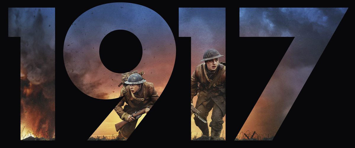 بهترین فیلم های 2019 1917