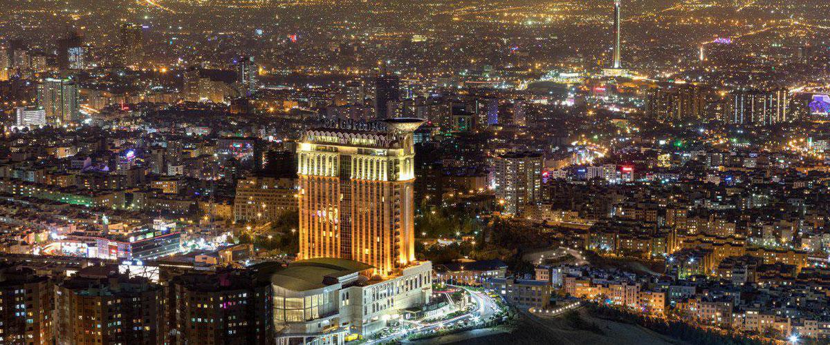 رستوران های هتل اسپیناس پالاس ۳