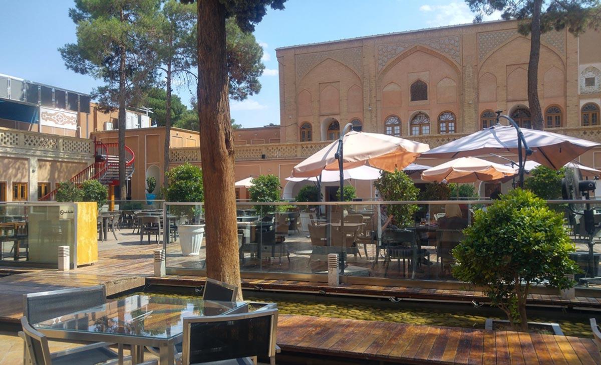 رستوران آرک اصفهان