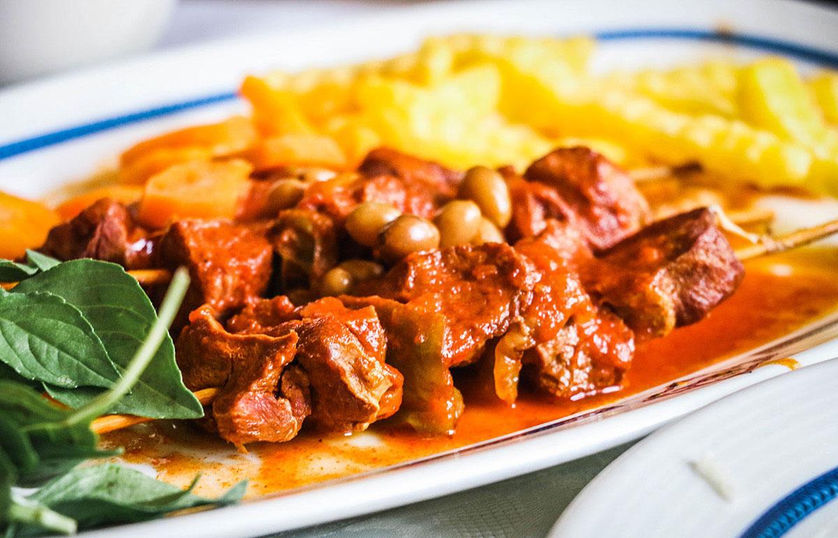 رستوران های اصفهان