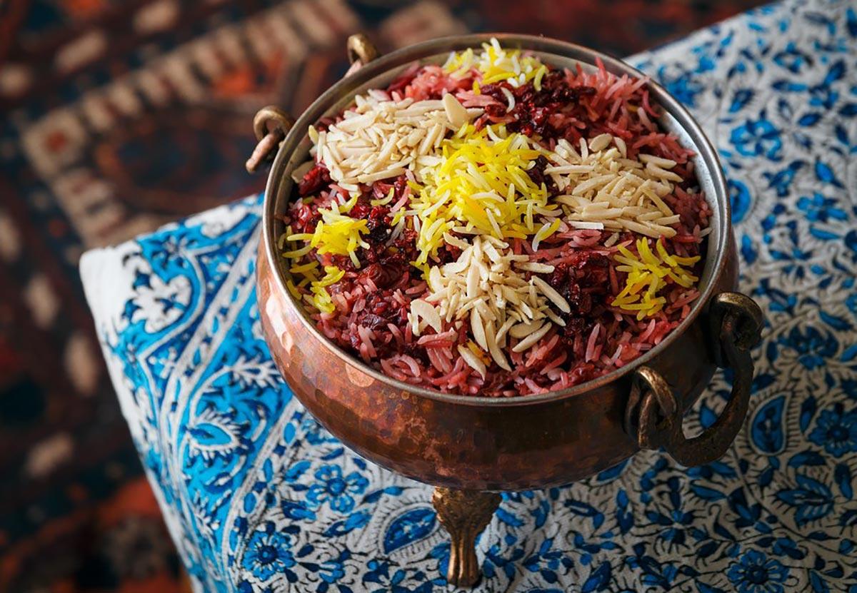 رستوران قصر منشی اصفهان