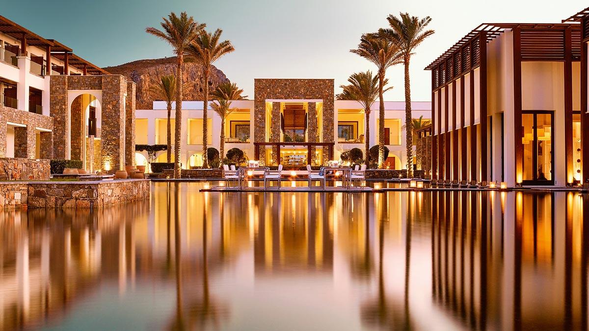 هتل های پنج ستاره