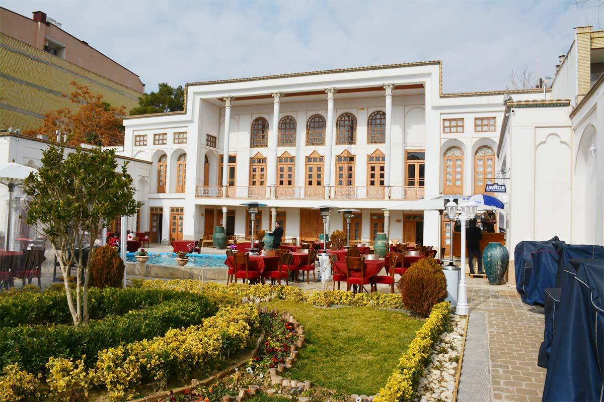 بهترین رستوران اصفهان