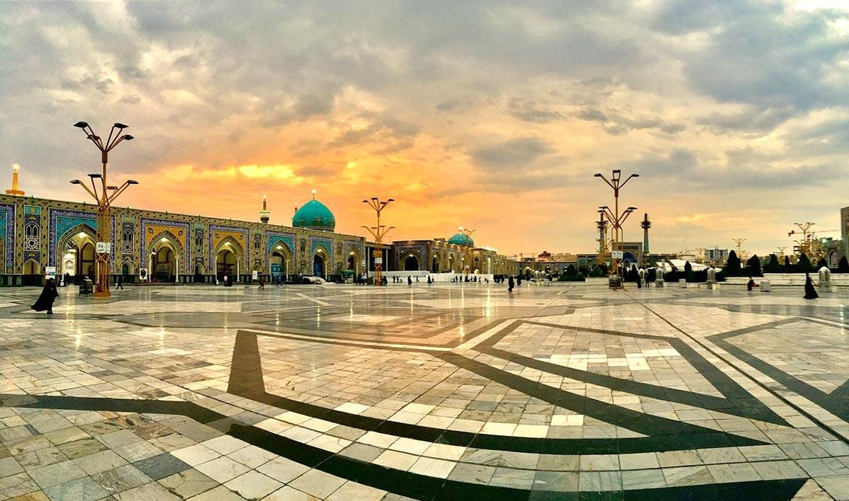هزینه سفر به مشهد با تور