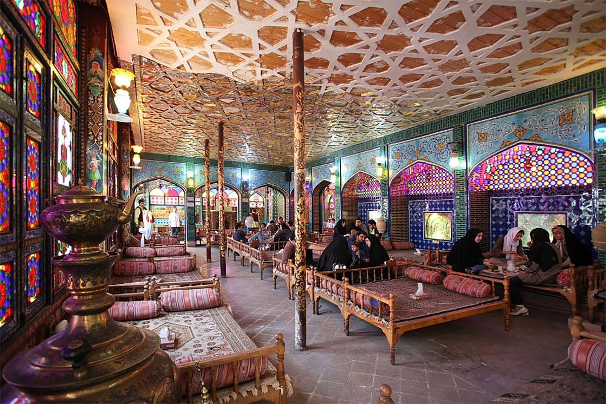 رستوران نقش جهان اصفهان