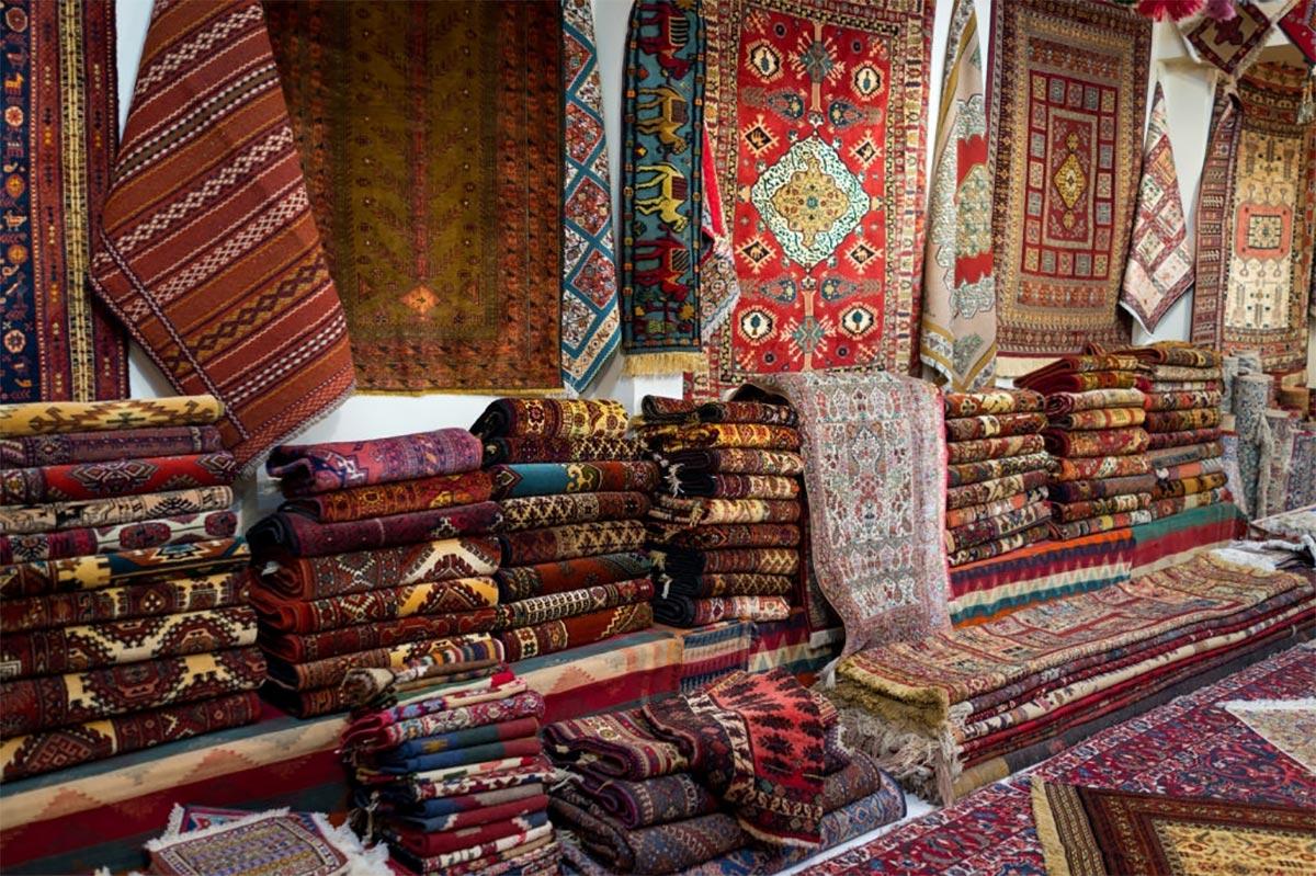 فرش و قالی اصفهان