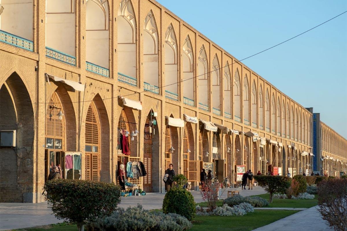 بازار نقش جهان اصفهان
