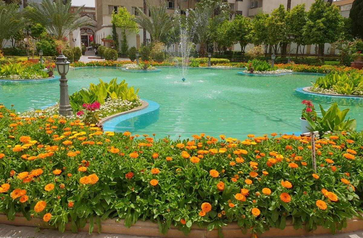 شیراز در بهار