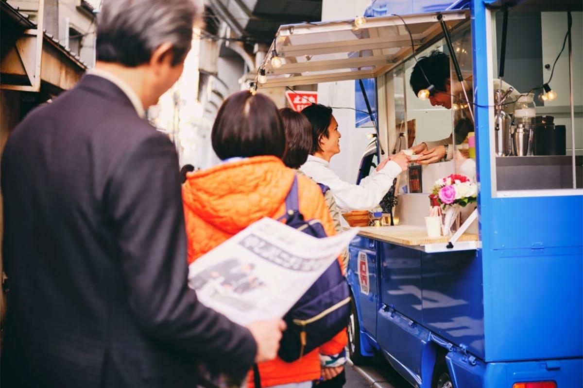 بهداشت غذای خیابانی