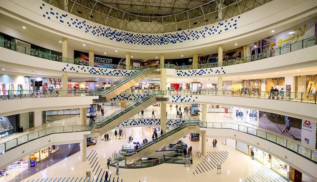 لوکس ترین مراکز خرید تهران