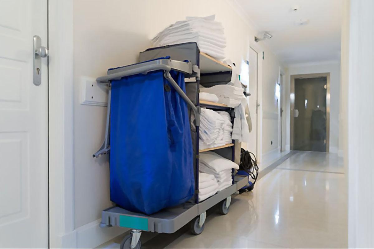 چک لیست نظافت اقامتگاه