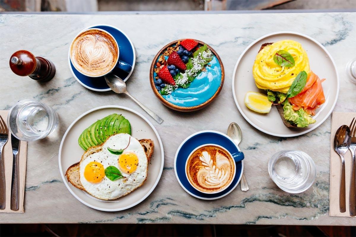 ظروف صبحانه