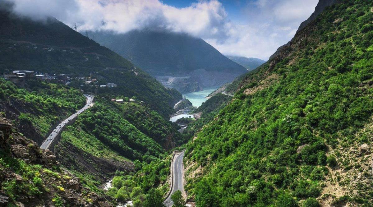 روستای آلاشت سوادکوه