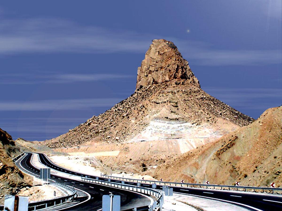 کوه پدری بوشهر