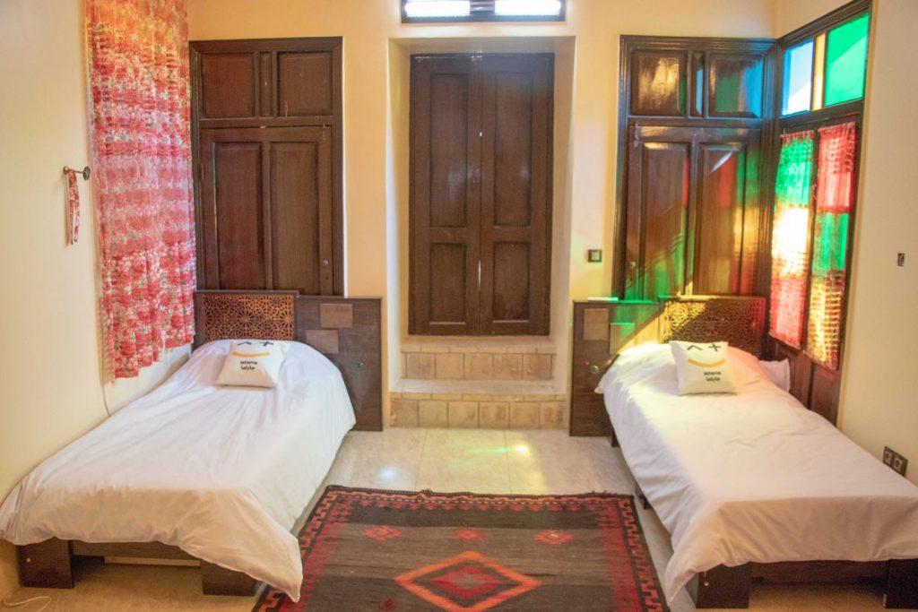 اقامتگاه سنتی سهراب شیراز