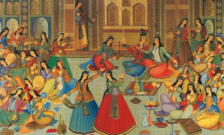مینیاتور، معروفترین صنایع دستی ایرانی