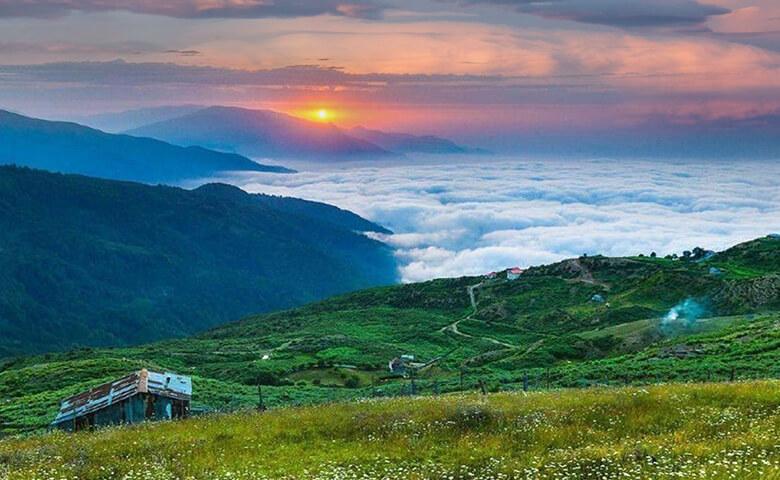 زیباترین روستاهای ایران