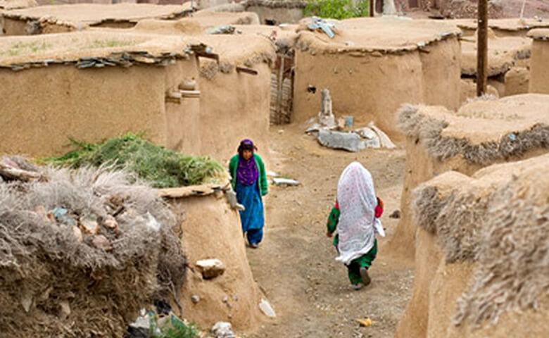 روستای نابیاناها در ایران