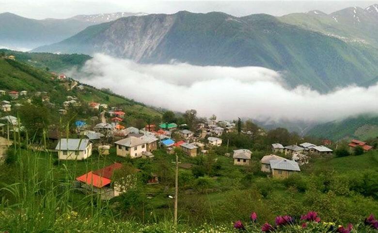 بهترین روستاهای ایران برای زندگی