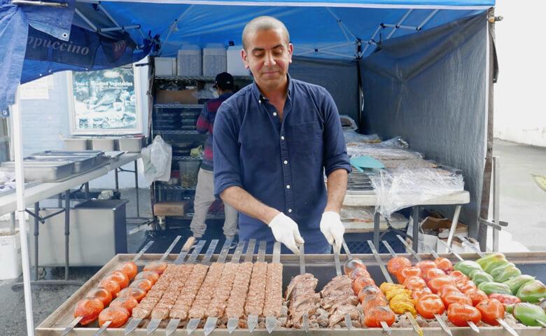 بهترین کباب های ایران