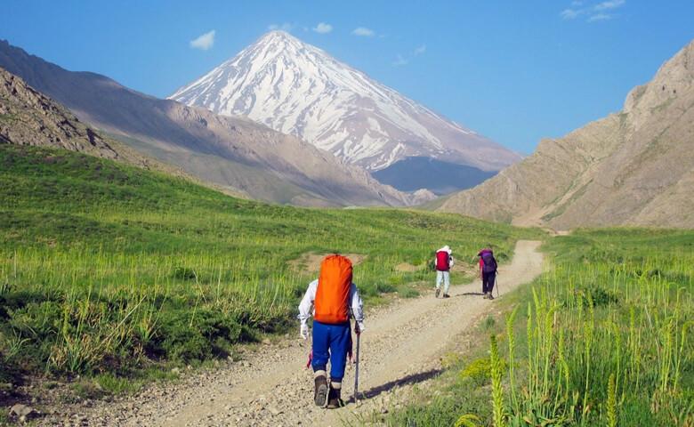 بهترین مسیرهای کوهنوردی تهران