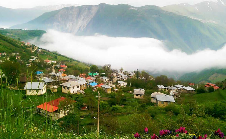 بهترین روستاهای دیدنی شهرهای شمال