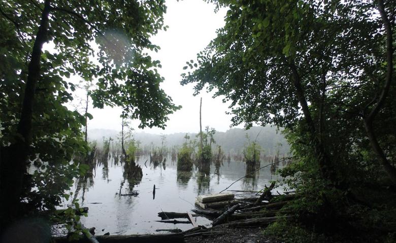 دریاچه ارواح کجاست