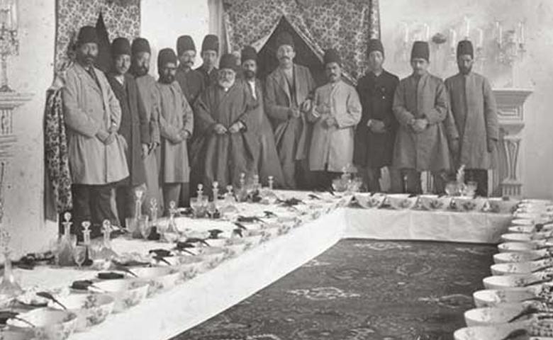 تاریخچه کباب در ایران
