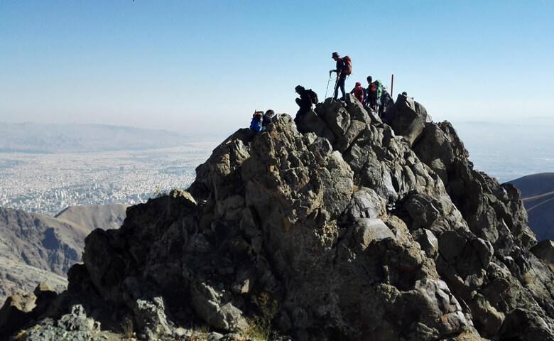 صعود به پلنگچال مسیرهای کوهنوردی اطراف تهران